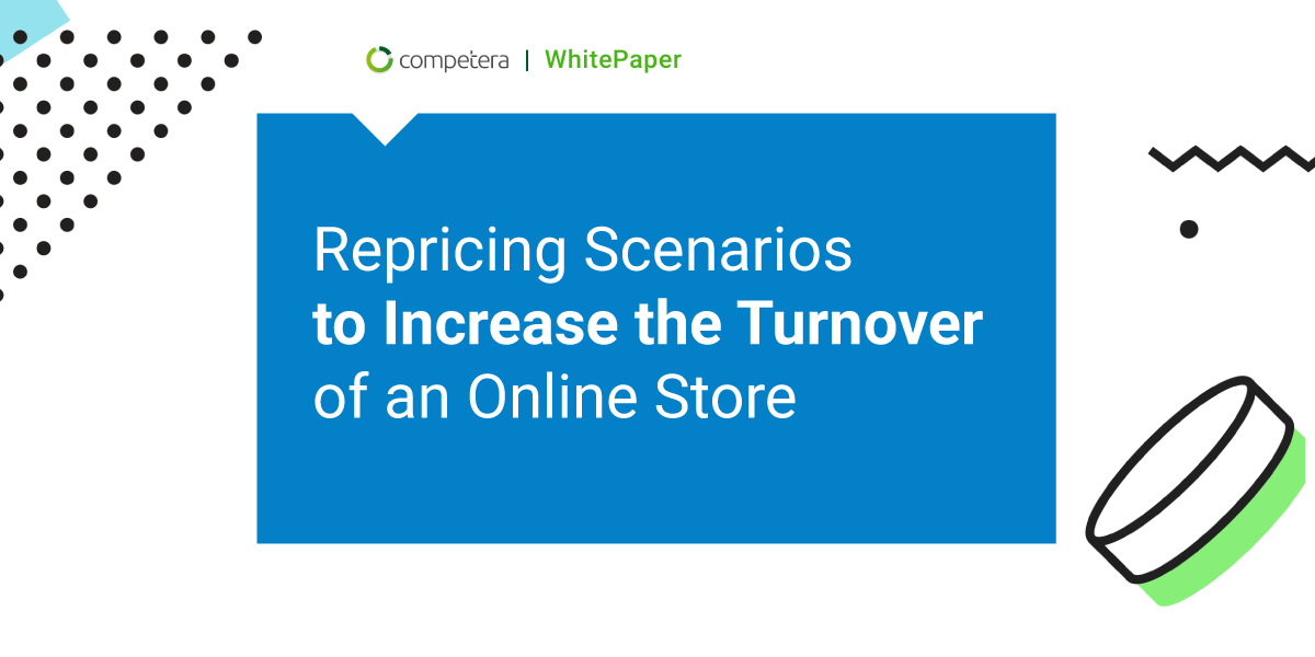 Increase turnover of your store with specific pricing rules. Using this white paper scenarios with your business data and goals allows for an improvement.
